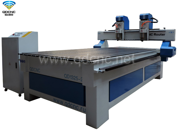 QD-1325-2 Multi Spindles CNC Router