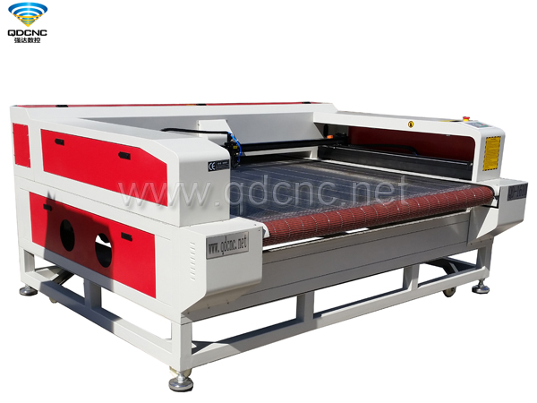QD-C1390/QD-C1610 /QD-C1810 Fabric Laser Cutting Machine